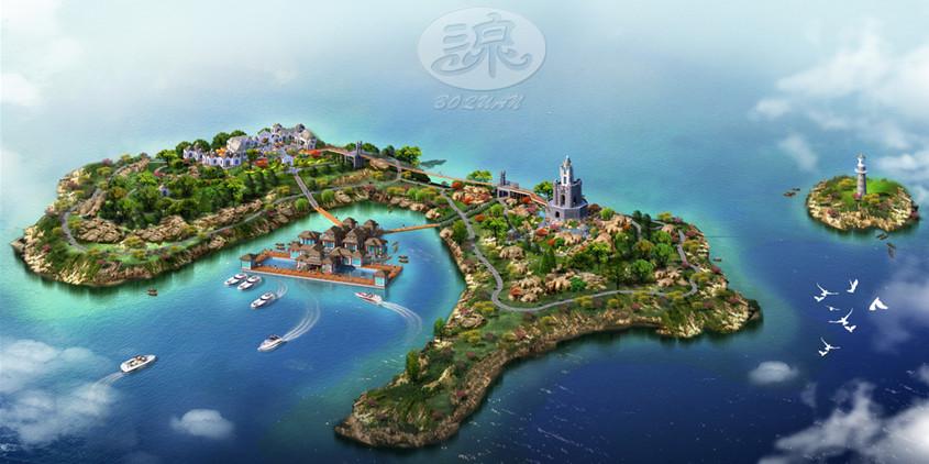 越南沙巴旅游宣传海报